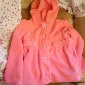 Gymboree Girls Coat 4T-5T